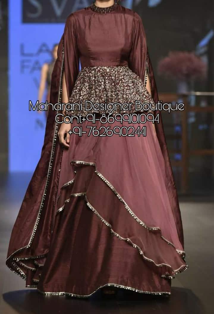 New Designer Dress Images Maharani Designer Boutique