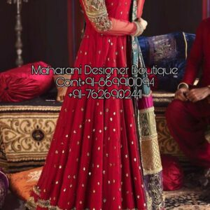 Find here - Shop from Maharani Designer Boutique beautiful collection of Designer Frock Suit Collection. Get in Frock Suit various fabrics,