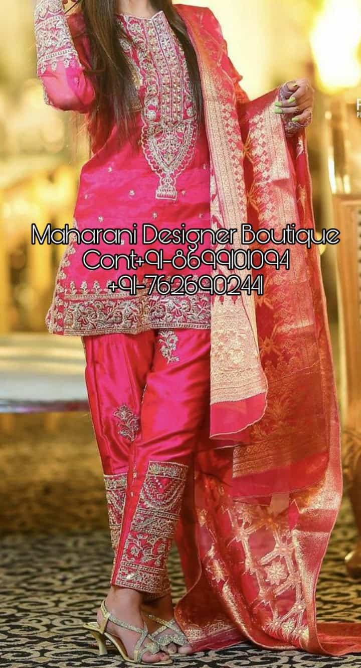 Designer Women S Pant Suits For Work Maharani Designer Boutique