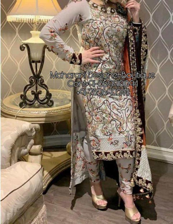 Indian Pajami Designer Suits, designer pajami suits images, designer pajami suits pics, latest designer pajami suit, designer ladies pajami suits, indian pajami designer suits, fashion designer tight pajami suits, Maharani Designer Boutique