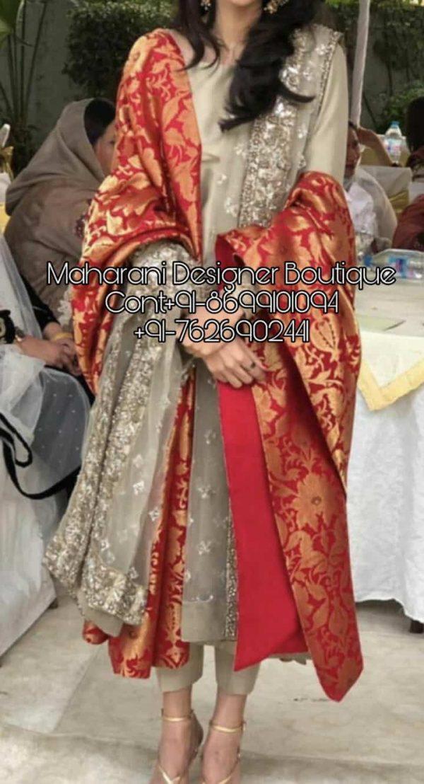 Latest Suit Design 2019 For Womens, latest suit neck design 2019 for womens, latest suit designs for womens, latest suit neck design for ladies, latest suit neck design 2019, ladies suit neck design 2019, Maharani Designer Boutique