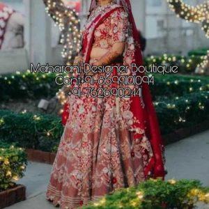 Lehenga Bridal Online, bridal lehenga designs with price, bridal lehenga designs latest 2018, bridal lehenga design and price, lehenga bridal blouse design, bridal lehenga blouse designs 2018, Maharani Designer Boutique