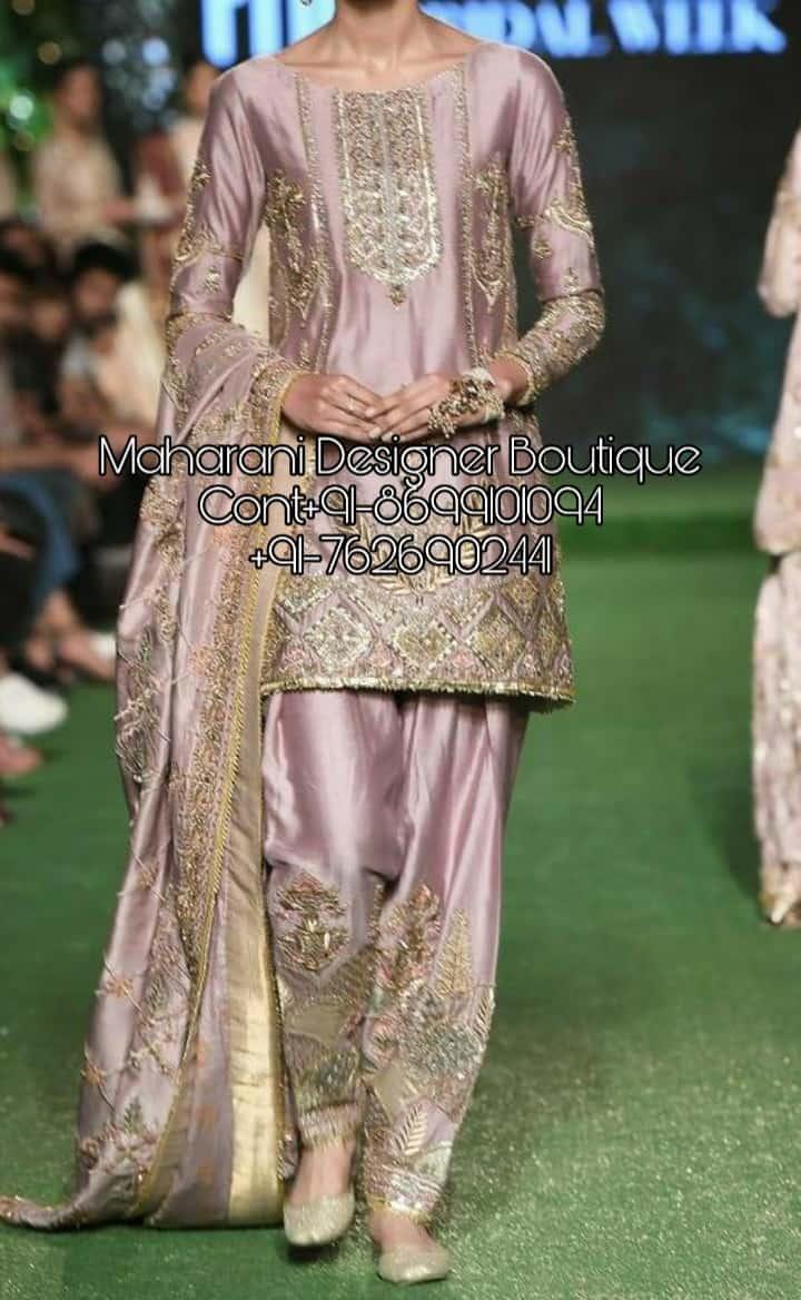 New Designer Punjabi Suits 2019 Maharani Designer Boutique