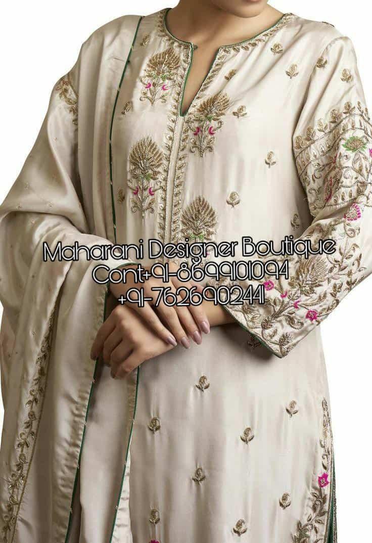 New Punjabi Suit Design Boutique Maharani Designer Boutique