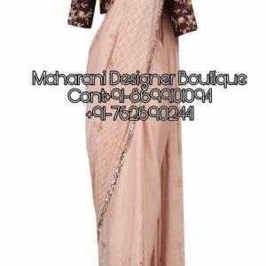 Wedding Sarees For Bride | Maharani Designer Boutique