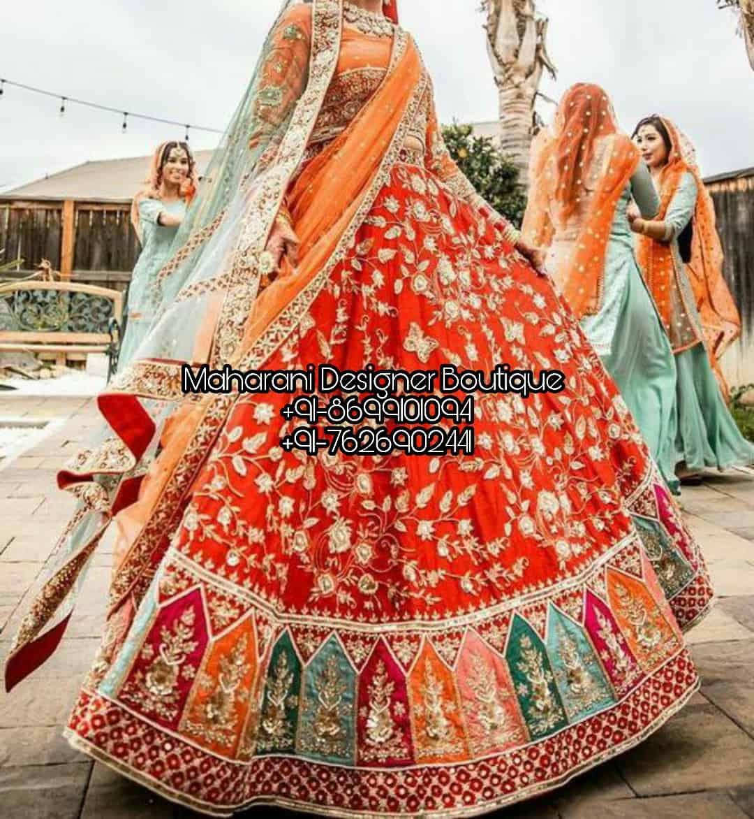 Latest Bridal Lehenga 2020 Maharani Designer Boutique,Outdoor Stairs Design