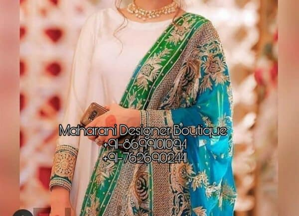 Give yourself a stylish & punjabi look with this Punjabi Suit Embroidery , Maharani Designer Boutique. Embellished with Embroidery work. Punjabi Suit Embroidery , Maharani Designer Boutique, Latest Bridal Punjabi Salwar Suits, Boutique Style Punjabi Suit, salwar kameez, pakistani salwar kameez online boutique, chandigarh boutique salwar kameez, salwar kameez shop near me, designer salwar kameez boutique, pakistani salwar kameez boutique, Latest Bridal Punjabi Salwar Suits