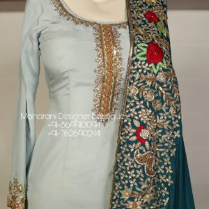 Buy latest collection of Heavy Embroidered Punjabi Suits & Punjabi Suit Designs Online in India at best price on Maharani Designer Boutique. Heavy Embroidered Punjabi Suits, Embroidered Punjabi Suits, Maharani Designer Boutique, punjabi embroidery suits designs, embroidery punjabi suits designs, punjabi embroidery suits on facebook, heavy embroidered bridal punjabi suits, punjabi embroidery suits online shopping, heavy embroidered punjabi suits online, heavy embroidered punjabi suits, embroidery punjabi suits images, punjabi embroidered salwar suit, Boutique Style Punjabi Suit, designer boutique suits, designer punjabi suits boutique 2019, designer punjabi suits boutique 2018, boutique designer anarkali suits, maharani designer boutique suits, latest designer boutique suits, designer punjabi black suits boutique, designer boutique salwar suits, punjabi new designer boutique suits on facebook, salwar kameez, pakistani salwar kameez online boutique, chandigarh boutique salwar kameez, salwar kameez shop near me, designer salwar kameez boutique, pakistani salwar kameez boutique, Boutique Ladies Suit, Maharani Designer Boutique