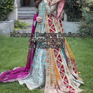 Shop for latest Bridal Lehenga With Price Images, Maharani Designer Boutique and designer bridal lehengas at most affordable prices. .