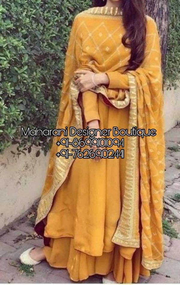 Online shopping for Punjabi Boutique Suit Patiala, Maharani Designer Boutique in India at lowest prices . Shop for best selling Punjabi salwar suits