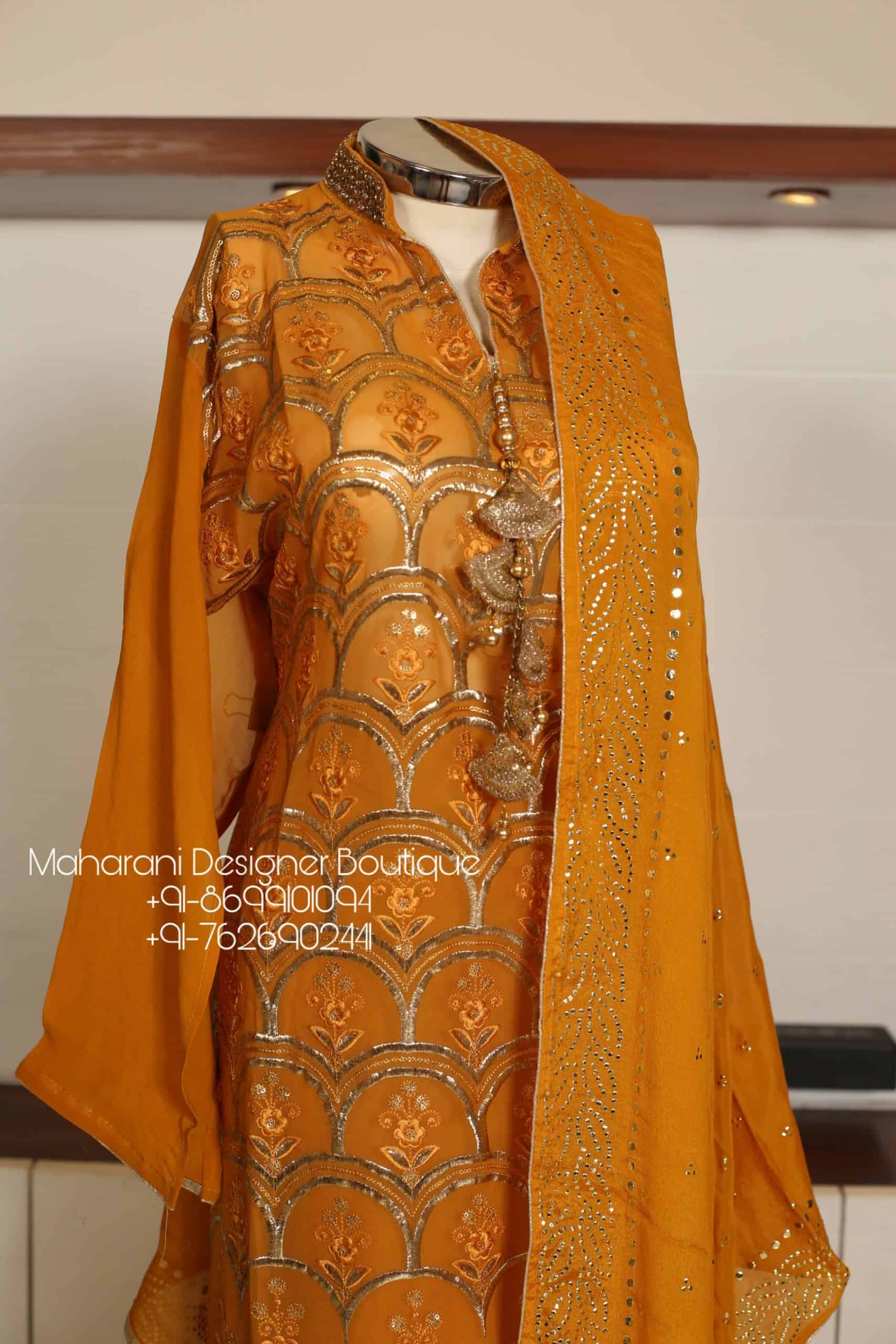 Punjabi Suit Boutique Chandigarh Punjabi Suit Boutique Maharani Designer Boutique