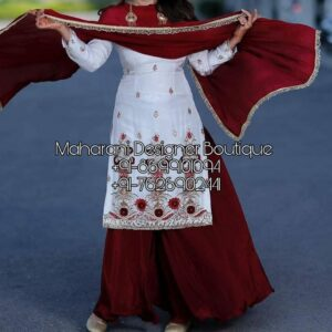 Shop latest Punjabi Suits Boutique In Chandigarh On Facebook, Maharani Designer Boutique at Indian Cloth Store. Get perfectly customized salwar kameez .
