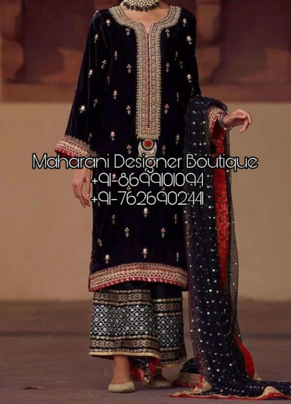 Latest Punjabi Suits Boutique On Facebook - Buy Designer Punjabi Suits at Low Price Online at Maharani Designer Boutique Punjabi Suits Boutique Online.