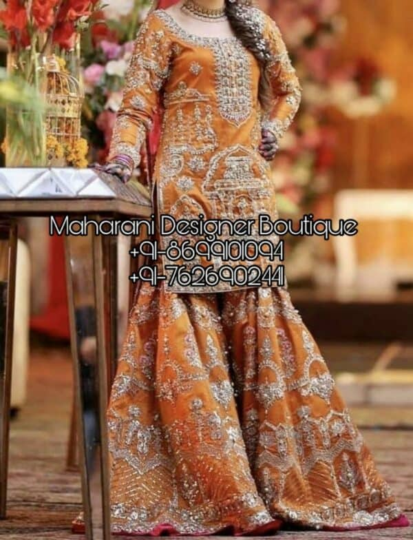 Buy latest collection of Punjabi Suits Jalandhar , Maharani Designer Boutique Online in India at best price ☆ 100% Authentic Products Sharara Suits In Amritsar, punjabi boutique sharara suits, boutique style sharara suits, sharara suits online, sharara suits online shopping, sharara suits buy online india, online, shopping for sharara suits,sharara suit set online, sharara suit designs online, sharara suits online canada, pakistani sharara suit buy online, sharara suits buy online, Punjabi Suits Jalandhar , Maharani Designer Boutique