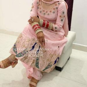 Shop latest Bridal Suits For Brides online at Indian Cloth Store. Get perfectly customized cotton Punjabi salwar kameez at Maharani Designer Boutique. Bridal Suits For Brides, Maharani Designer Boutique,wedding suits for bride, wedding suits for the bride, wedding suits for brides, bridal dress for older brides, bridal shower attire for the bride, bridal shower dress for bride plus size, wedding suits for punjabi bride, punjabi dresses online shopping, punjabi dresses buy online, punjabi dresses online shopping india, punjabi boutique suit online shopping, punjabi clothes shopping online, punjabi wedding dresses online shopping, frock suit with salwar, frock suits with salwar, Frock Suits Online Shopping, Long Frock Suits Party Wear, Frock Suits In Trend, Punjabi Boutique Online Shopping, Maharani Designer Boutique