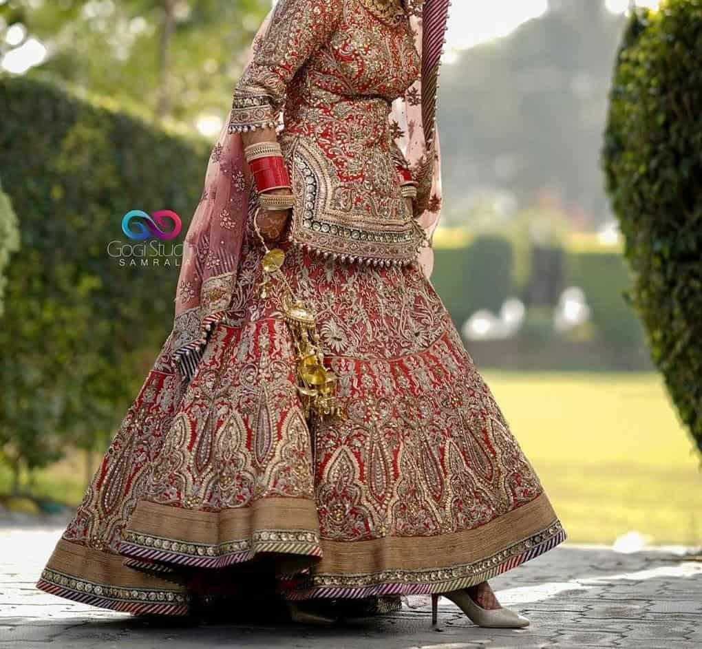 Bridal Lehenga In India Maharani Designer Boutique