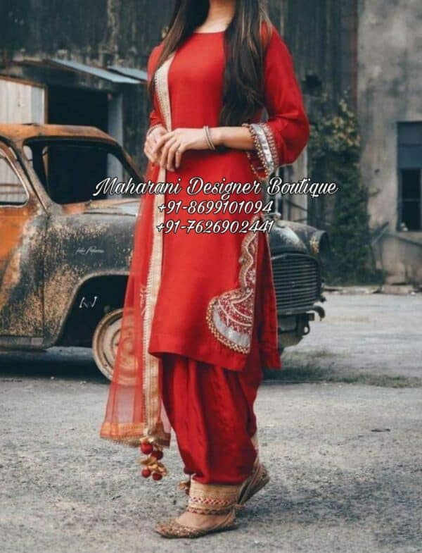 Buy Boutique Style Salwar Suit | Maharani Designer Boutique collection of Indian suits & salwar kameez for all occasions. Shop Now.