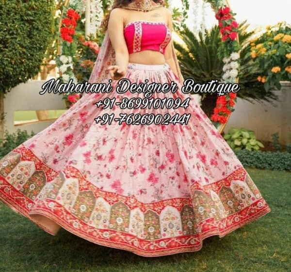 Latest Bridal Lehenga Online