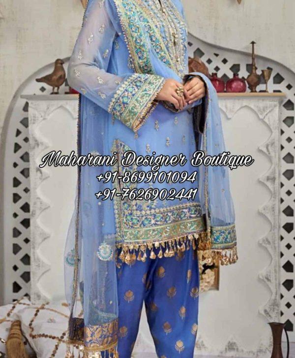 Buy Designer Punjabi Suit