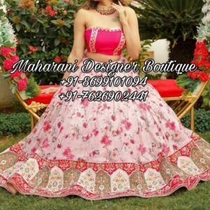 Buy Latest Bridal Lehenga Online