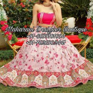 Buy Latest Bridal Lehenga Online