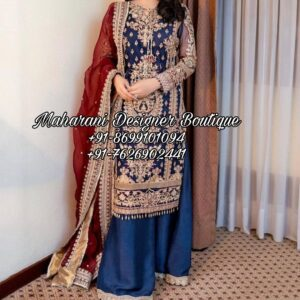 Latest Punjabi Suit Boutique