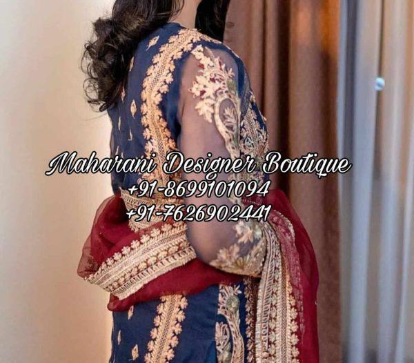 Latest Punjabi Suit Boutique