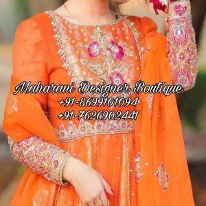 Punjabi Wedding Suit for Bride