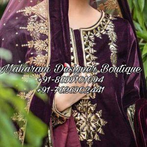 Salwar Suit Designer