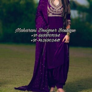 Buy Latest Designer Punjabi Online