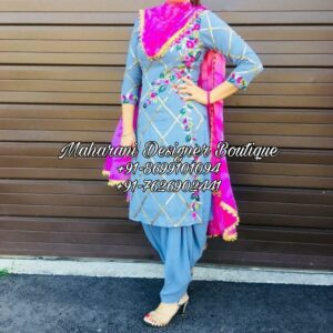 Online Punjabi Suit Boutique