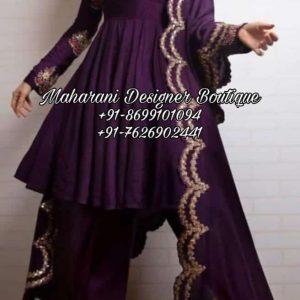 Anarkali Suit For Wedding