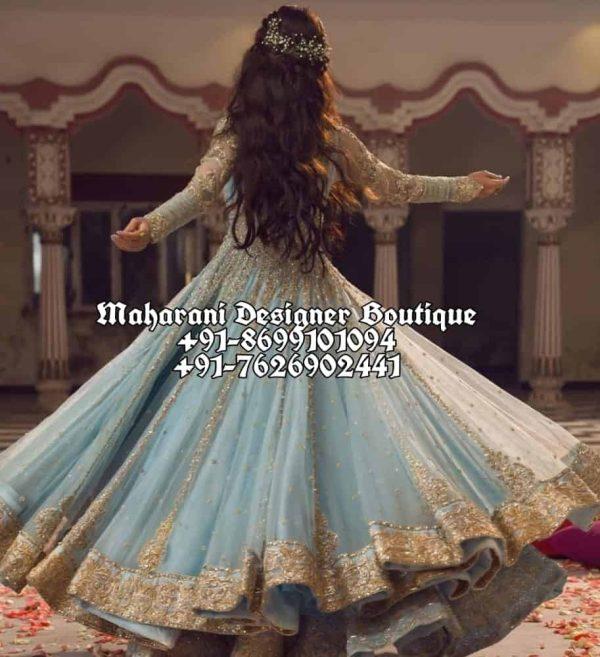 Anarkali Suit For Bride UK