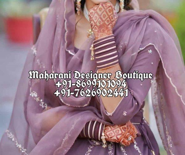 Anarkali Suit For Wedding usa