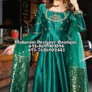 Anarkali Suits For Bride UK