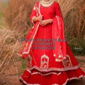 Anarkali Suits Online Canada