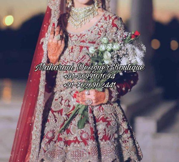Bridal Lehenga Online