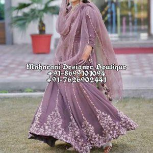 Buy Anarkali Suit For Wedding Canada
