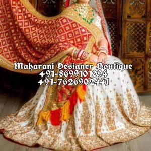 Buy Bridal Lehenga For Reception
