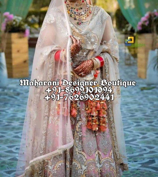Buy Bridal Lehenga For Wedding