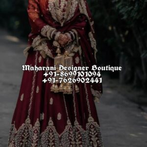 Buy Bridal Lehenga Online For Wedding
