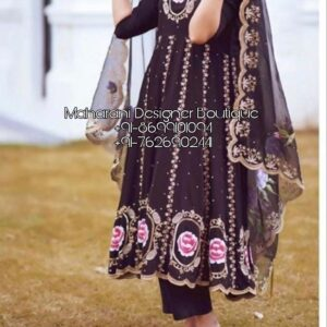 Buy Frock Suit With Palazzo