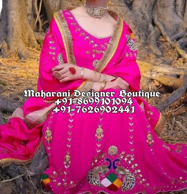 Buy Frock Suits With Plazo
