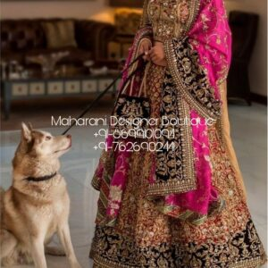 Buy Heavy Bridal Lehenga Online Shopping
