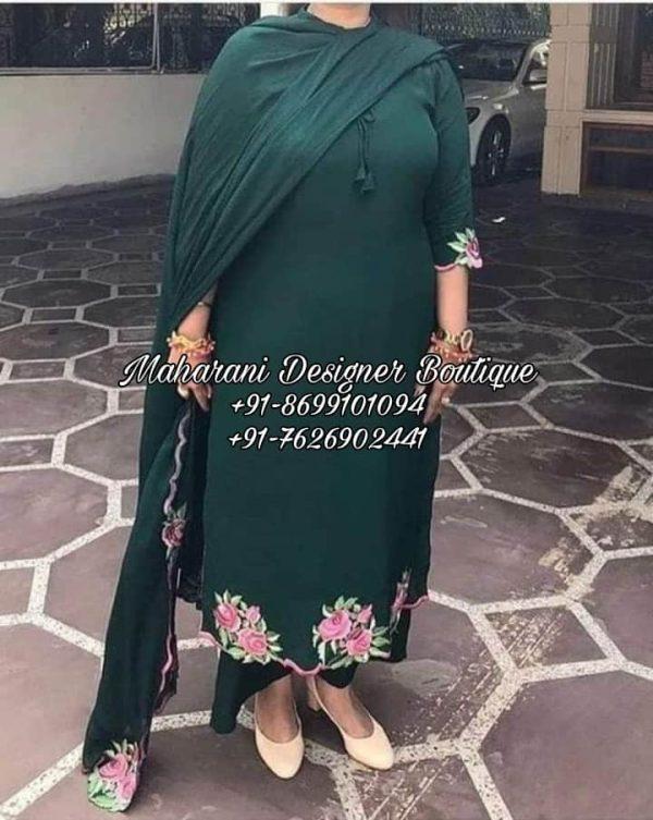 Buy Latest Palazzo Suit Punjabi