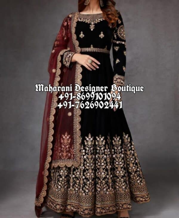 Buy Long Dress Black