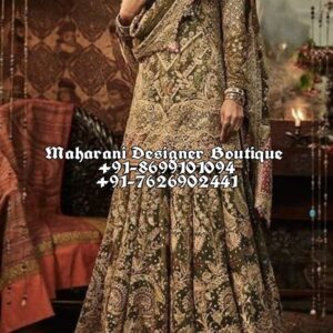 Buy Online Bridal Lehenga For Wedding