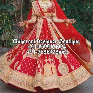 Buy Online Bridal Lehenga For Wedding USA UK