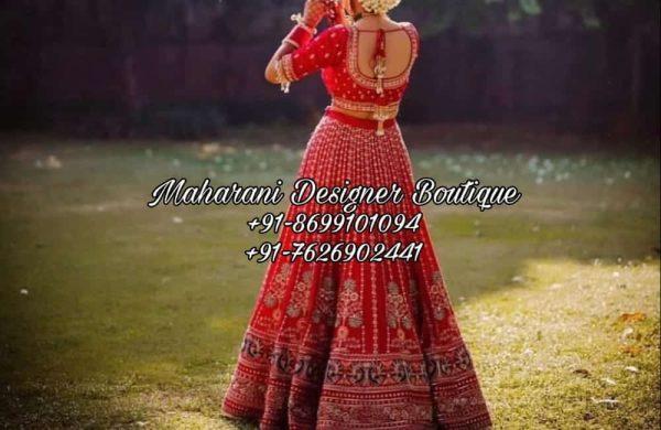 Buy Online Lehenga For Bride