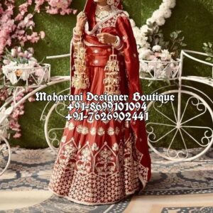 Buy Online Lehenga For Bride Canada